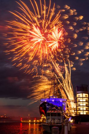 Royal Yacht Britannia, Queens Birthday Celebrations