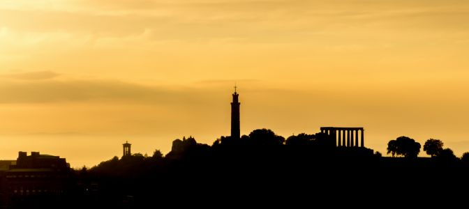 Calton Sunset